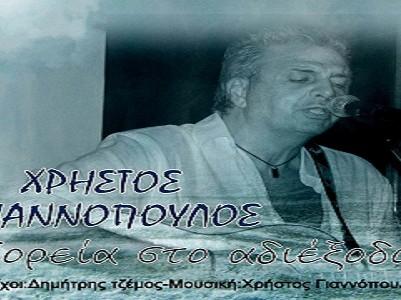 Χρήστος Γιαννόπουλος-Πορεία στο αδιέξοδο